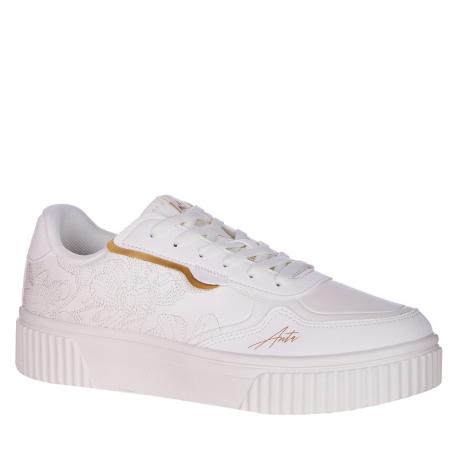 Dámska rekreačná obuv ANTA-Loberia ivory white