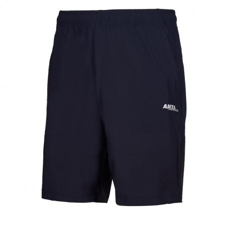 Pánské teplákové kraťasy ANTA-Knit Half Pant-MEN-Basic Black-852028362-2