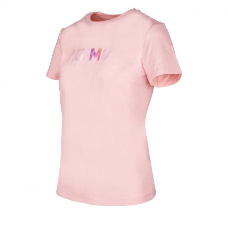 Dámské tréninkové tričko s krátkým rukávem ANTA-SS Tee-WOMEN-Pink-862028116-4