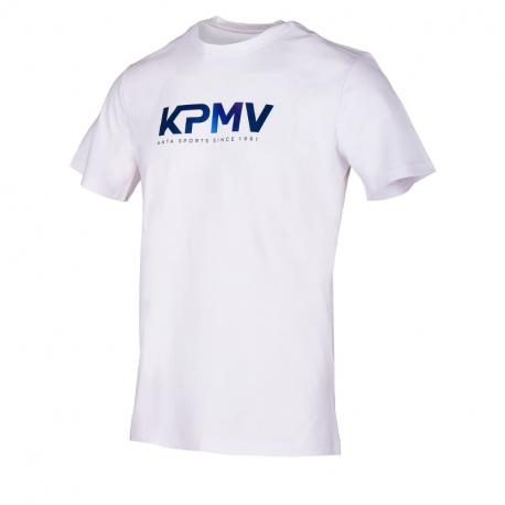 Pánské tréninkové triko s krátkým rukávem ANTA-SS Tee-MEN-Pure White-852028117-1