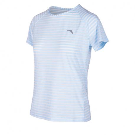 Dámské běžecké tričko s krátkým rukávem ANTA-SS Tee-WOMEN-Sky Blue-862025118-2