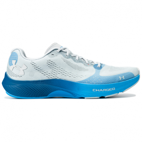 Pánska bežecká obuv UNDER ARMOUR-UA Charged Pulse halo grey/graphite blue