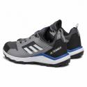 Pánska trailová obuv ADIDAS-Terrex Agravic TR grey four/cloud white/grey three (EX) -