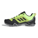 Pánska turistická obuv nízka ADIDAS-Terrex AX3 acid yellow/core black/grey one -