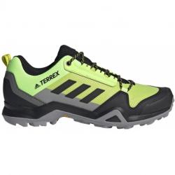 Pánska turistická obuv nízka ADIDAS-Terrex AX3 acid yellow/core black/grey one