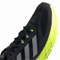 Pánska bežecká obuv ADIDAS-SL20.2 core black/core black/solar yellow -