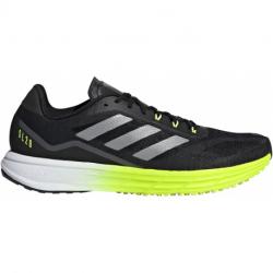 Pánska bežecká obuv ADIDAS-SL20.2 core black/core black/solar yellow (EX)
