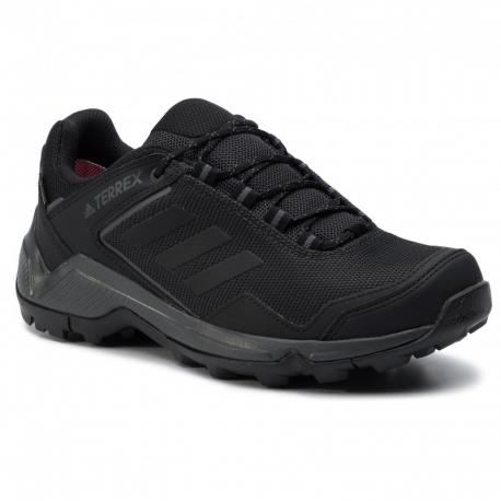 Pánská turistická obuv nízká ADIDAS-Terrex Eastrail GTX carbon / cblack / grefive (EX)