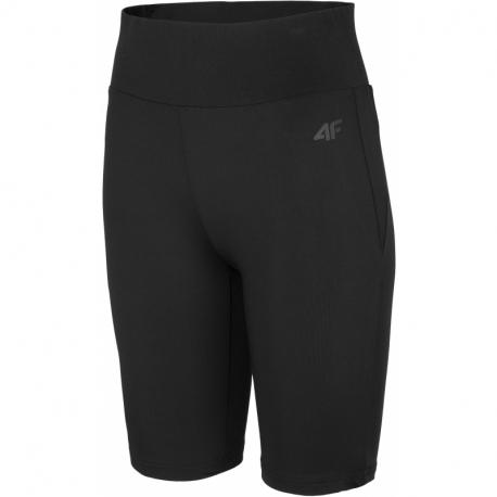 Dámské tréninkové 3/4 kalhoty 4F-WOMENS Leggings-H4L21-LEG011-20S-DEEP BLACK