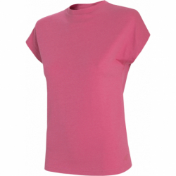 Dámske tričko s krátkym rukávom 4F-WOMENS T-SHIRT-H4L21-TSD038-55S-HOT PINK