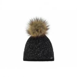 Zimná čiapka EISBÄR-Philine Lux MÜ Black