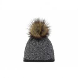 Zimná čiapka EISBÄR-Philine Lux MÜ Grey