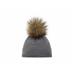 Zimná čiapka EISBÄR-Yva Lux MÜ Grey