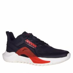 Pánska rekreačná obuv ANTA-Tandil black/red