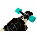 Longboard STREET SURFING-FREERIDE 39 Curve The Wolf-artis - Longboard značky Street Surfing.