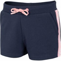 Dievčenské teplákové kraťasy 4F-GIRLS-pants-HJL21-JSKDD002-31S-Blue