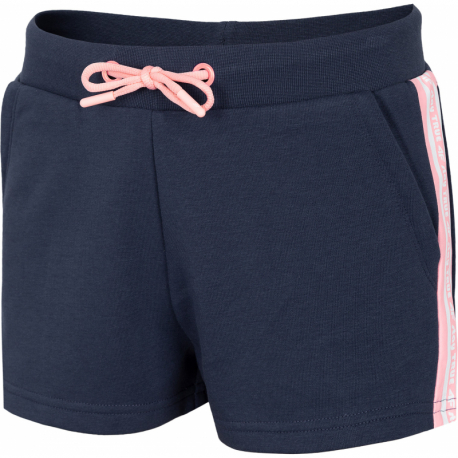 Dívčí teplákové kraťasy 4F-GIRLS-pants-HJL21-JSKDD002-31S-Blue