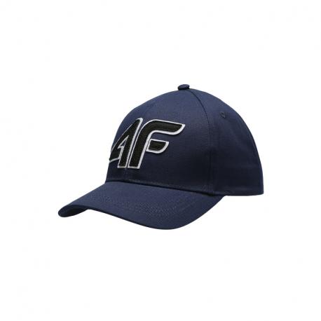 Chlapčenská šiltovka 4F-BOYS-cap-HJL21-JCAM007-31S-Blue