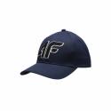 Chlapčenská šiltovka 4F-BOYS-cap-HJL21-JCAM007-31S-Blue -