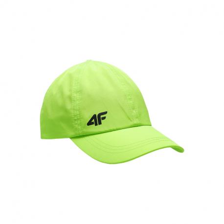 Chlapčenská šiltovka 4F-BOYS-cap-HJL21-JCAM002-45S-Green
