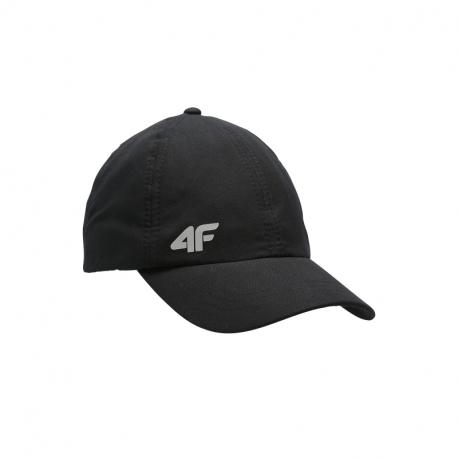 Chlapecká kšiltovka 4F-BOYS-cap-HJL21-JCAM001-21S-Black