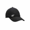 Chlapčenská šiltovka 4F-BOYS-cap-HJL21-JCAM001-21S-Black -