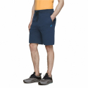 Pánske teplákové kraťasy 4F-MENS SHORTS-H4L21-SKMD013-31S-NAVY -