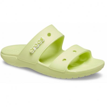 Obuv k bazénu CROCS-Classic Crocs Sandal lime zest (EX)