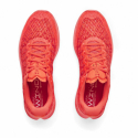 Pánska bežecká obuv UNDER ARMOUR-UA Flow Velociti Wind venom red/white/fireball -