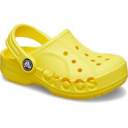 Detské kroksy (rekreačná obuv) CROCS-Baya Clog lemon