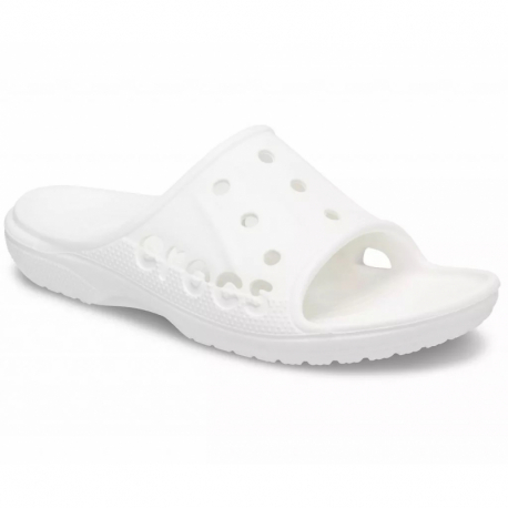 Obuv k bazénu CROCS-Baya Slide white
