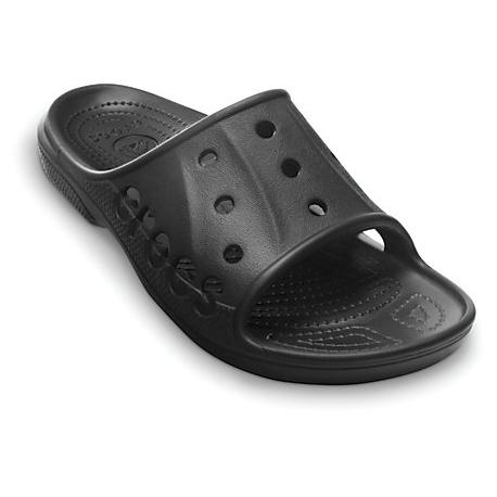 Obuv k bazénu CROCS-Baya Slide black