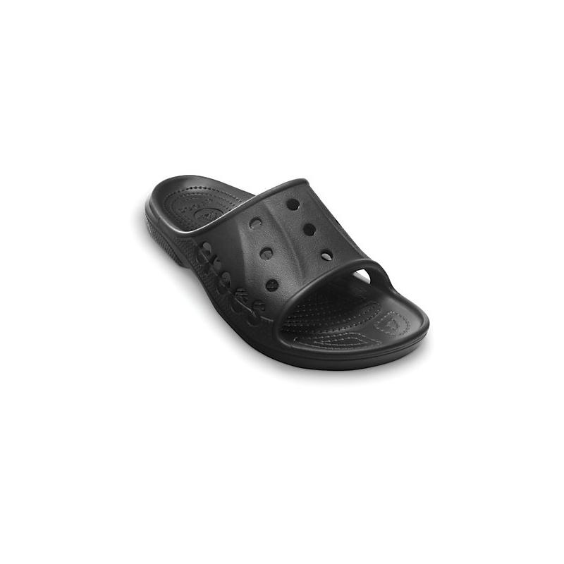 Obuv k bazénu CROCS-Baya Slide black -