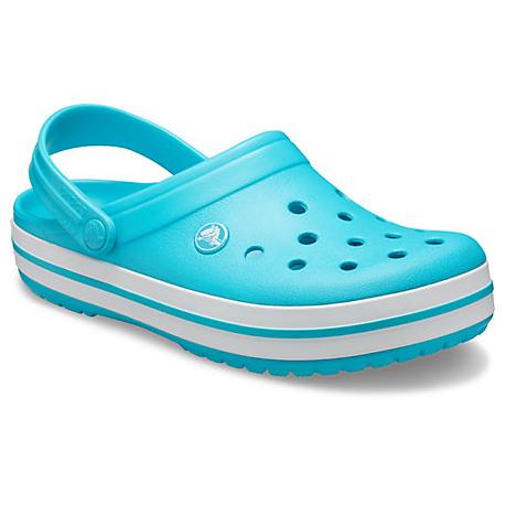 Kroksy (rekreační obuv) CROCS-Crocband digital aqua