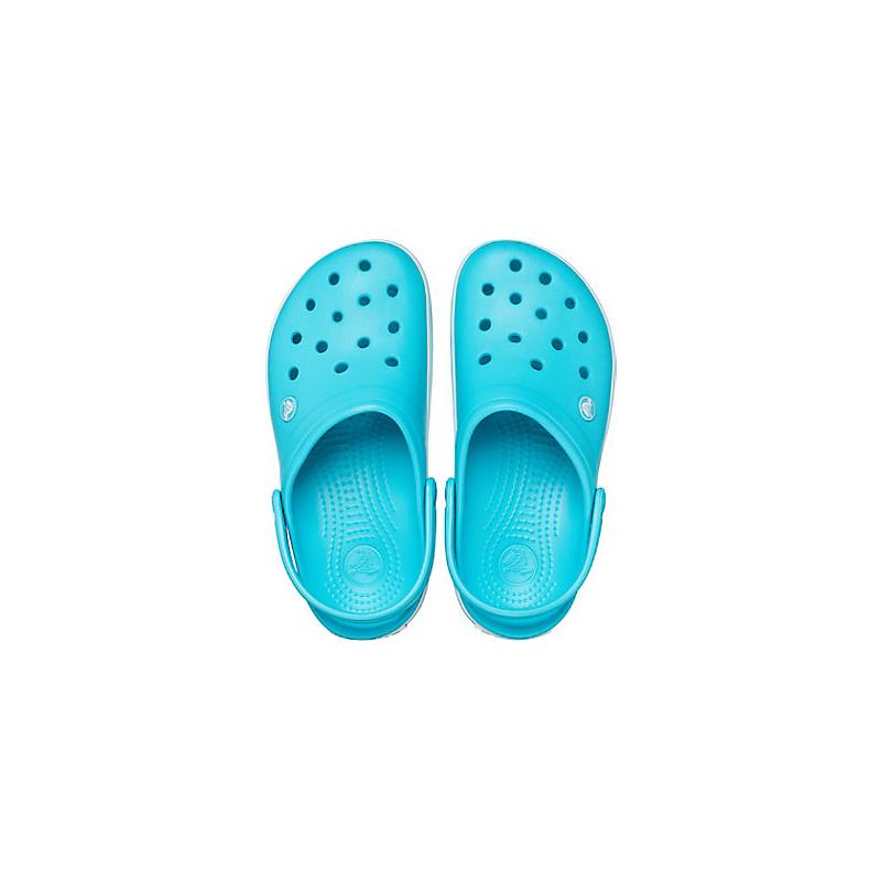 Kroksy (rekreačná obuv) CROCS-Crocband digital aqua -