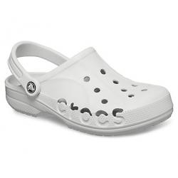Kroksy (rekreačná obuv) CROCS-Baya white