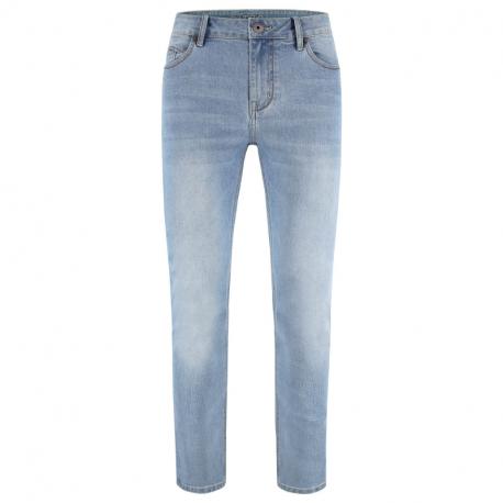 Pánské riflové kalhoty PATROL-D-DEXTER 24-BLUE LIGHT