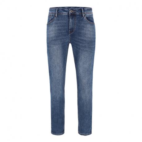Pánské riflové kalhoty PATROL-D-DEXTER 15-BLUE DARK