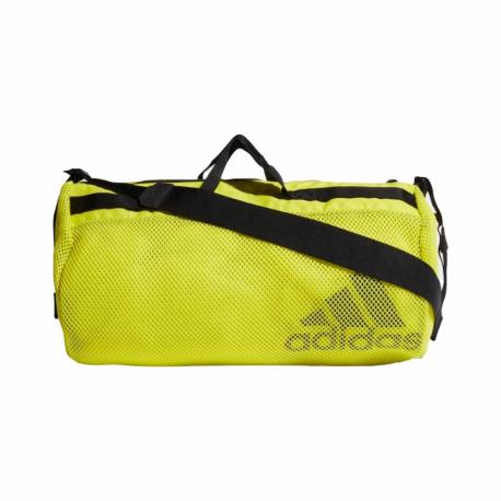 Cestovní taška ADIDAS ORIGINALS-W ST DUFFEL MS - ACIYEL / BLACK