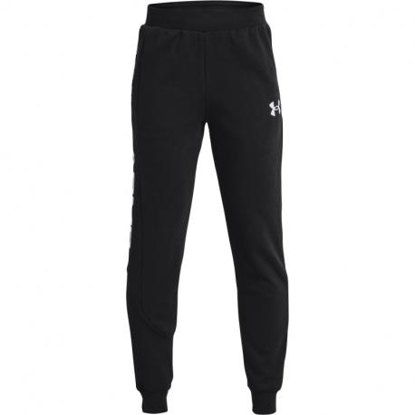 Chlapecké teplákové kalhoty UNDER ARMOUR-UA BASELINE Fleece Pant-BLK