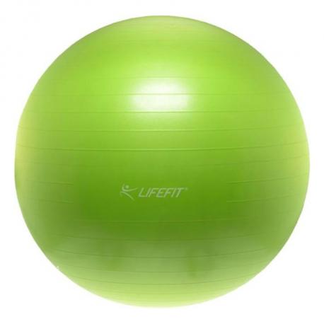 Fitness lopta LIFEFIT-Overball Gymnastická lopta , 20 cm sv. zelená TRL