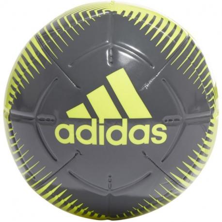 Futbalová lopta ADIDAS-EPP CLB - SYELLO/GREFIV