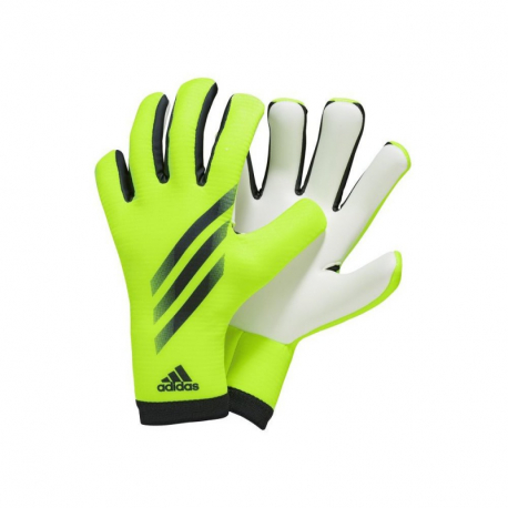 Futbalové brankárske rukavice ADIDAS-X GL TRN - SYELLO/BLACK/BLACK