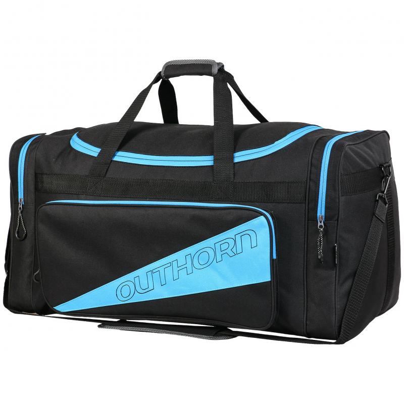 4c66859727161 Cestovná taška OUTHORN-BAG TPU007-Turquoise -