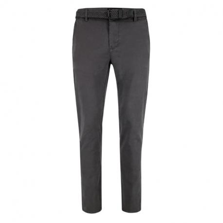 Pánske nohavice VOLCANO-R-LUCKY-705-GREY