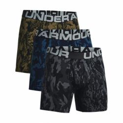 Pánske boxerky UNDER ARMOUR-UA CC 6in Novelty 3 Pack-BLK 002