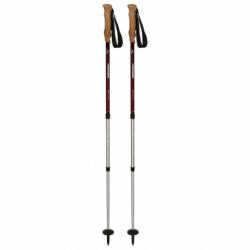 Turistické palice KOMPERDELL-HIGHLANDER CORK brown