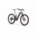 Horský elektrobicykel MONDRAKER-Crafty Carbon R, carbon/white/red, 2021 -
