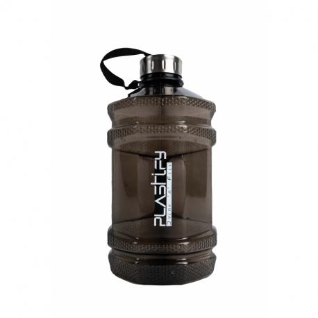 Fľaša PLASTIFY-Water Bottle 2,2 L black