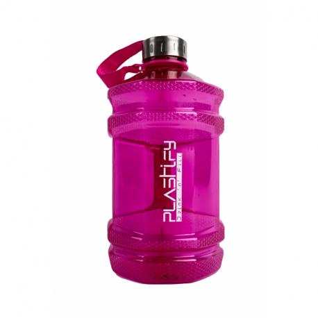 Fľaša PLASTIFY-Water Bottle 2,2 L pink